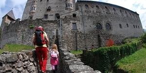 Castle Pergine: a relaxing tour in Valsugana overlooking Lake Caldonazzo - Photo Franco Voglino e Annalisa Porporato