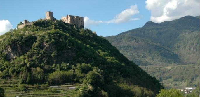 Castel Pergine foto Angela Ventin