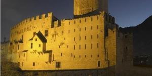 Castello del Buonconsiglio van Trento