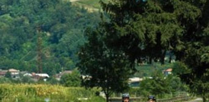 Ciclabile della Valsugana