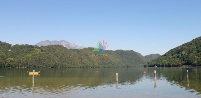 Il lago di Levico