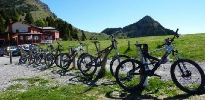 Passo Tremalzo in bici