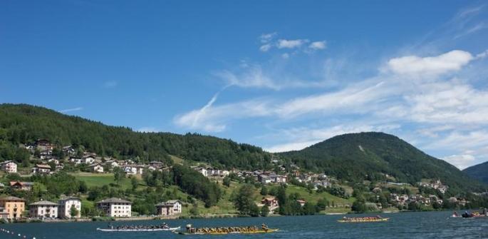 Altopiano di Piné - Laghi delle Piazze e di Serraia