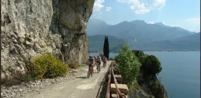 La Ponale: dal Lago di Ledro a Torbole